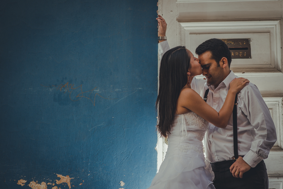 Trash The Dress - Providencia