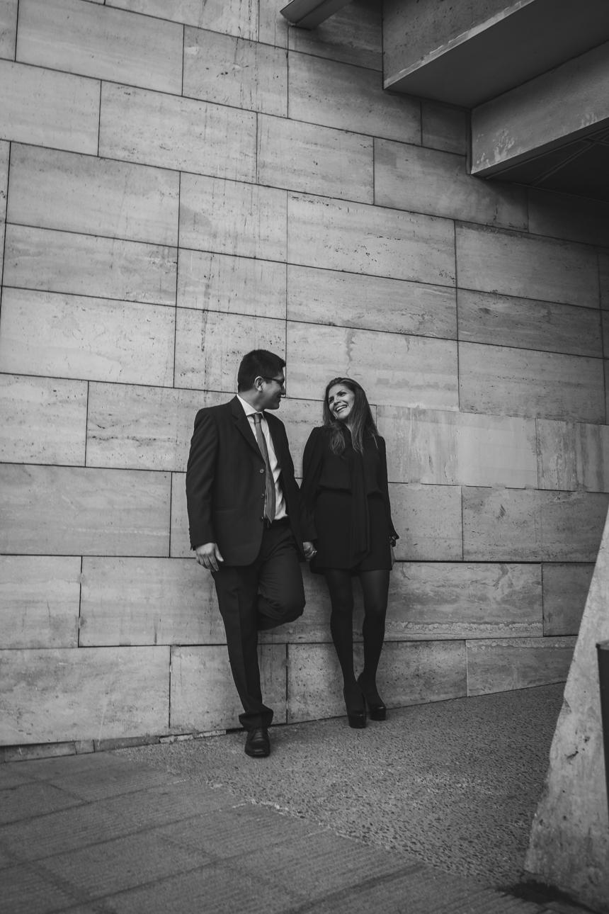 Matrimonio Civil en Vitacura - Parque Bicentenario