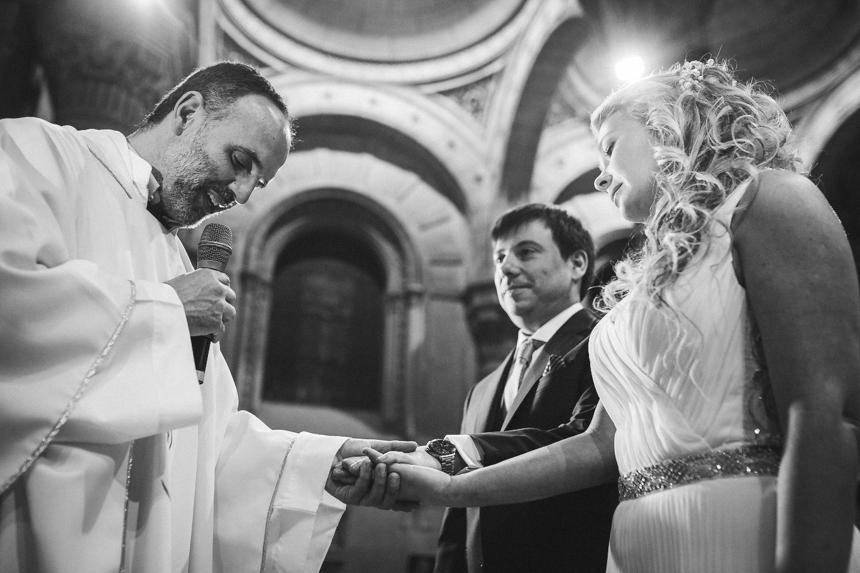 San Lazaro - Chicureo - Matrimonio