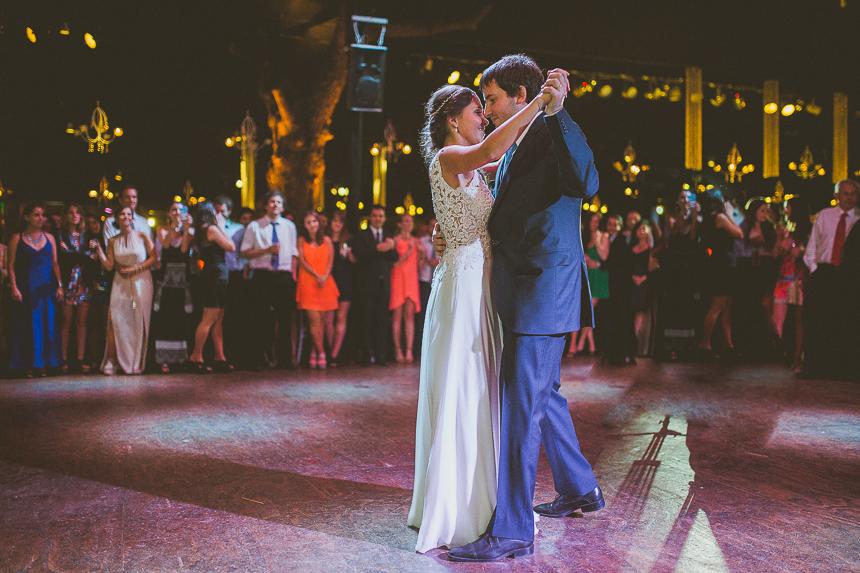 Nico y Maria Jose -matrimonio en casona san ignacio