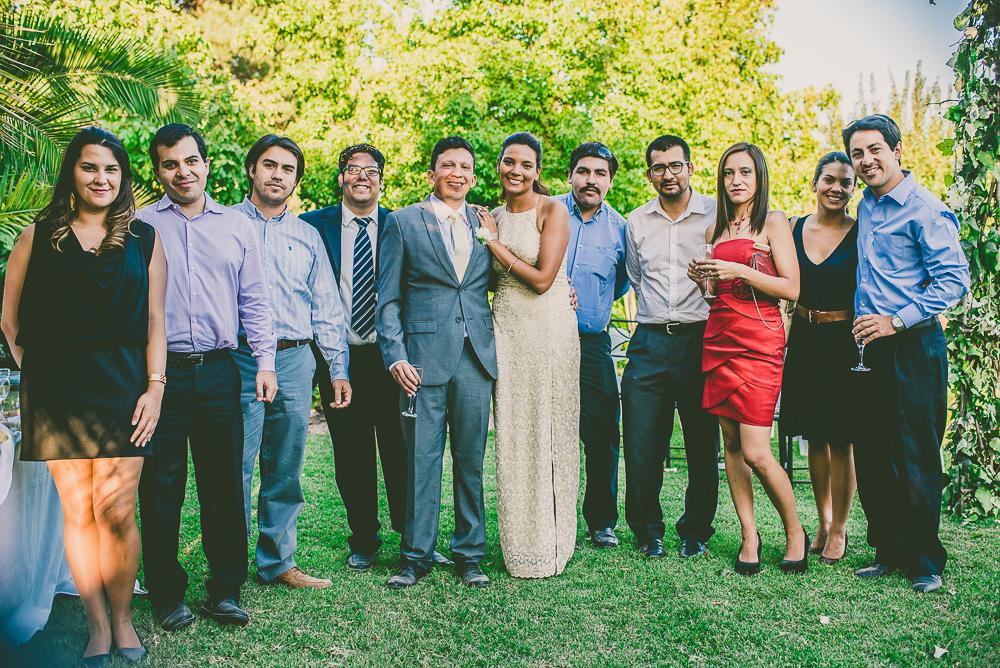 Rafa y Lia - Fotografia de Matrimonios - Santiago 15