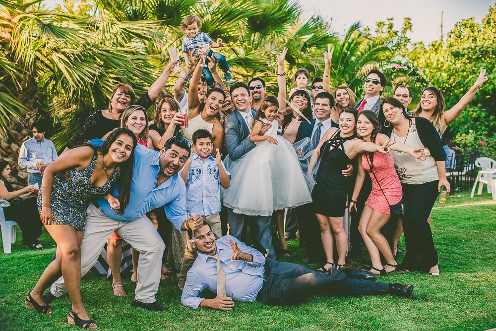 Rafa y Lia - Fotografia de Matrimonios - Santiago 17
