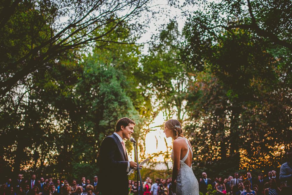boda en Portal del Parque