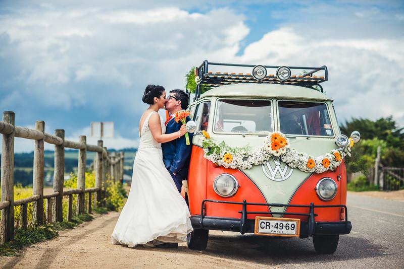 fotografo matrimonios pichilemu - punta de lobos
