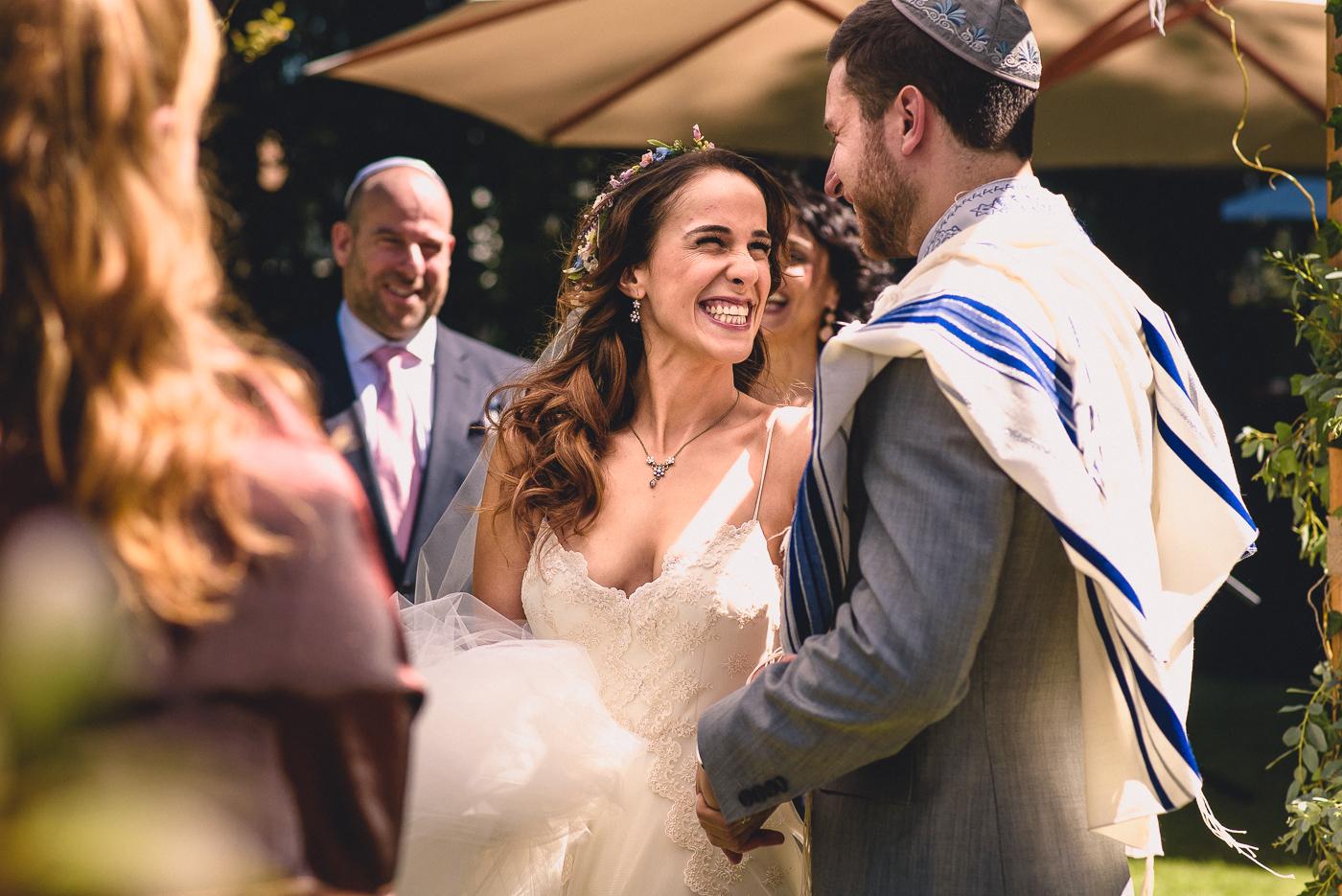 matrimonio judio fotografías