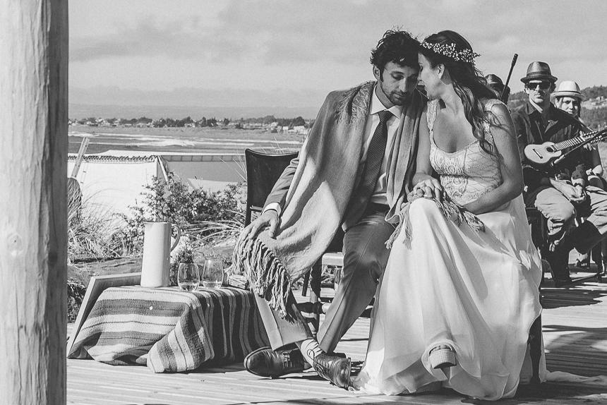 Matrimonio en Hotel Alaia - Punta de Lobos, Pichilemu