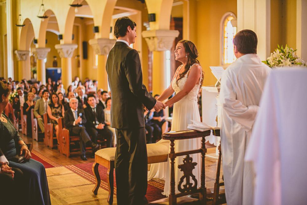 Sebastian Pineda - Carolina De La Rosa - Matrimonio Rancagua