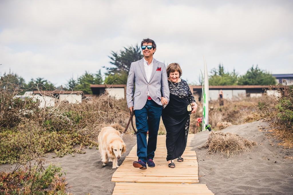 Fer y Pancho - playa Lobos Pichilemu 0009
